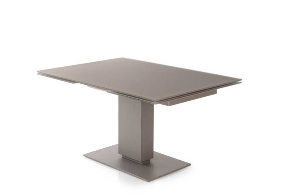echo extension table black calligaris echo cantilever extension