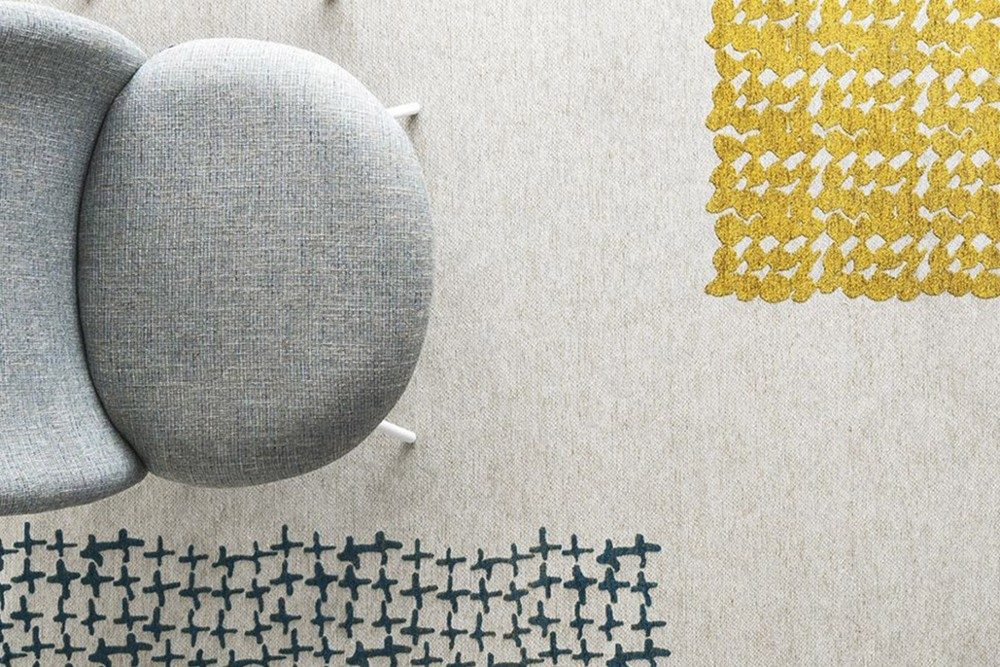 Luso%204.jpg Luso Rug_ By Calligaris_ Made in Italy_ Designed by Sam Baron_Geometric motifs_ Contrasting colours_ Neutral base Luso%204.jpg