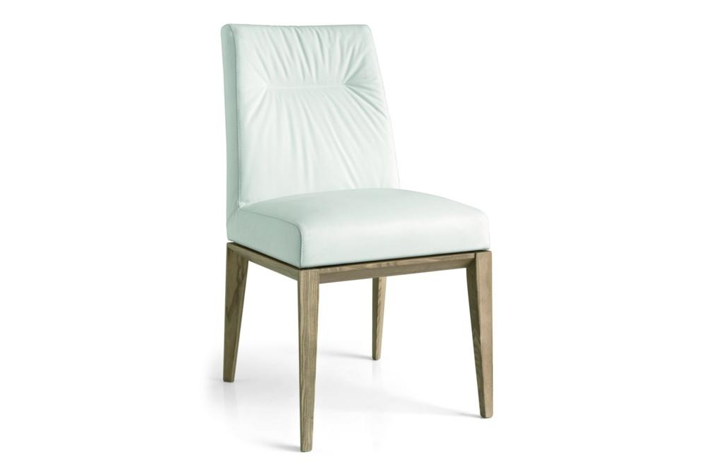 tosca leather white Calligaris Tosca Dining Chairs