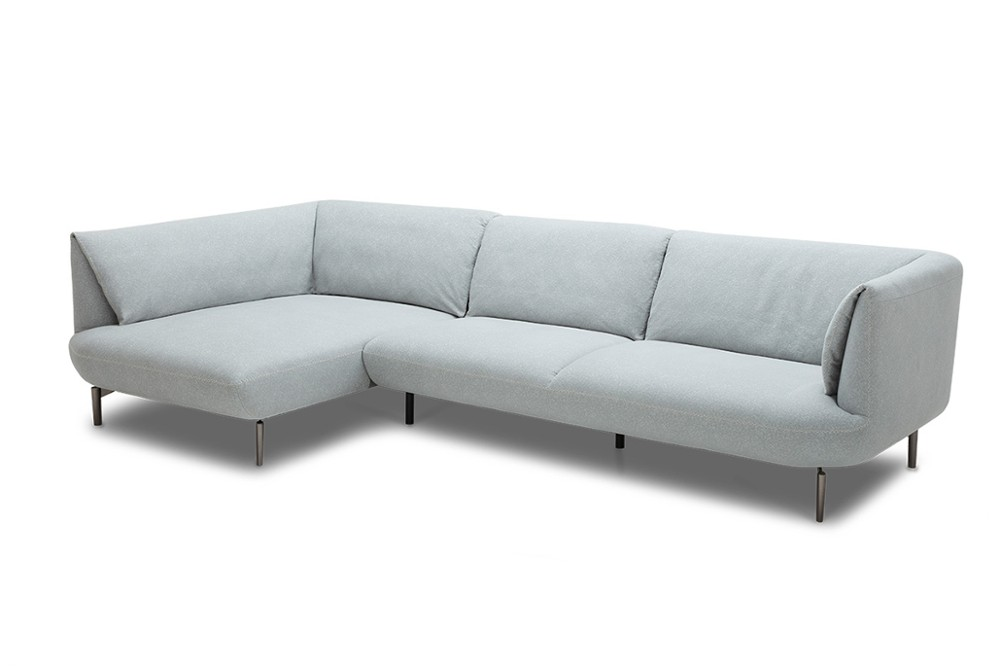 Fold%203.jpg Fold sofa_Chaise_Removable head rest_By Teknika_Fabric upholstery_Minimilistic design_Metal legs_3 seater available_2 seater available_Folded arm cushion design Fold%203.jpg
