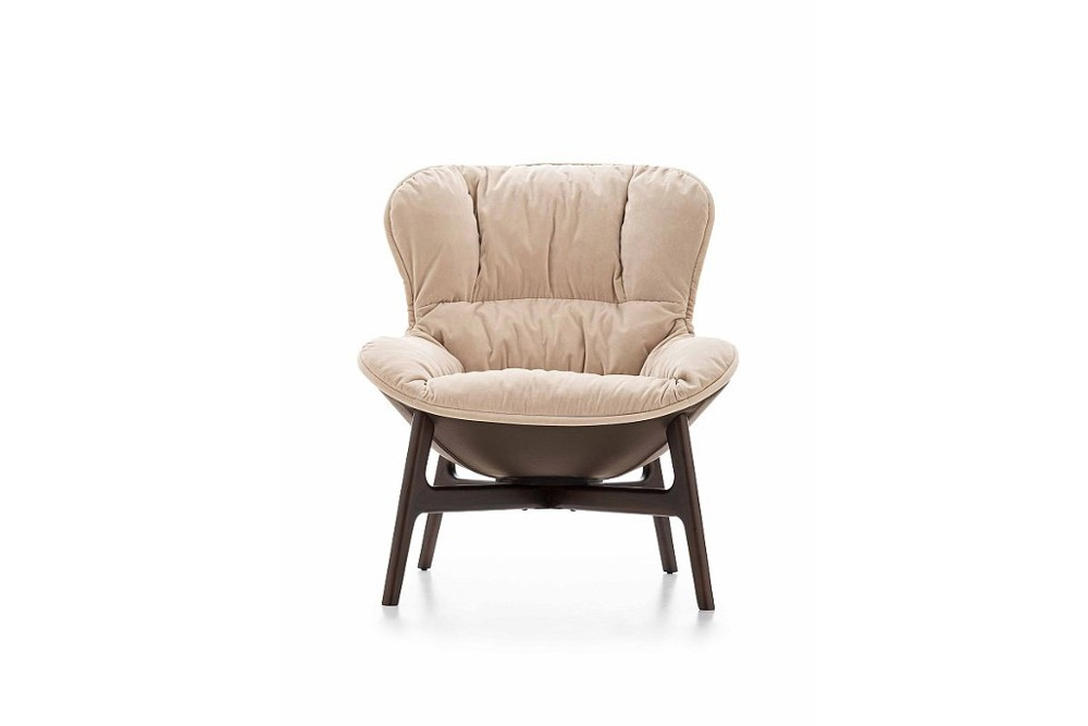 softy%202.jpg Softy Armchair_By Ditre Italia_Made in italy_Designed by Edi & Paolo Ciani Design_Upholstered _Metal Base_wood base_Lounge_Soft Padded seat_Fixed or swivel base options softy%202.jpg