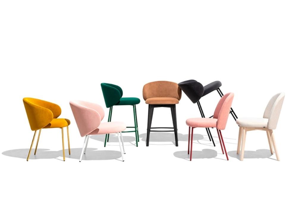 Tuka fam Tuka_fam.jpg connubia 2020 occasional dining stool