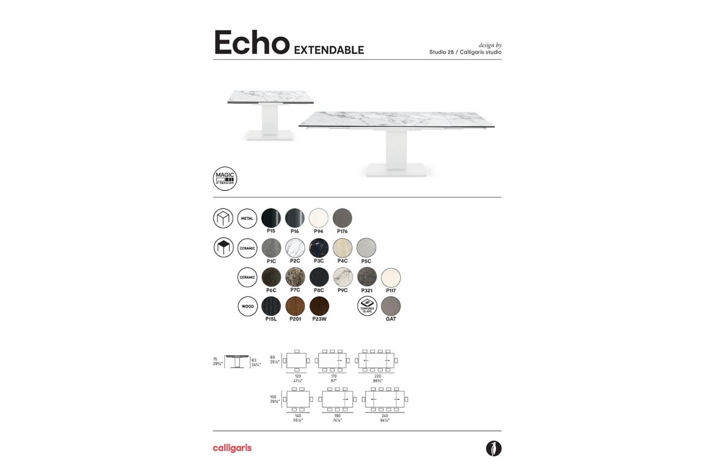 Schematic EchoExtendable 2021 page 001 Schematic EchoExtendable_2021-page-001.jpg Calligaris Schematic