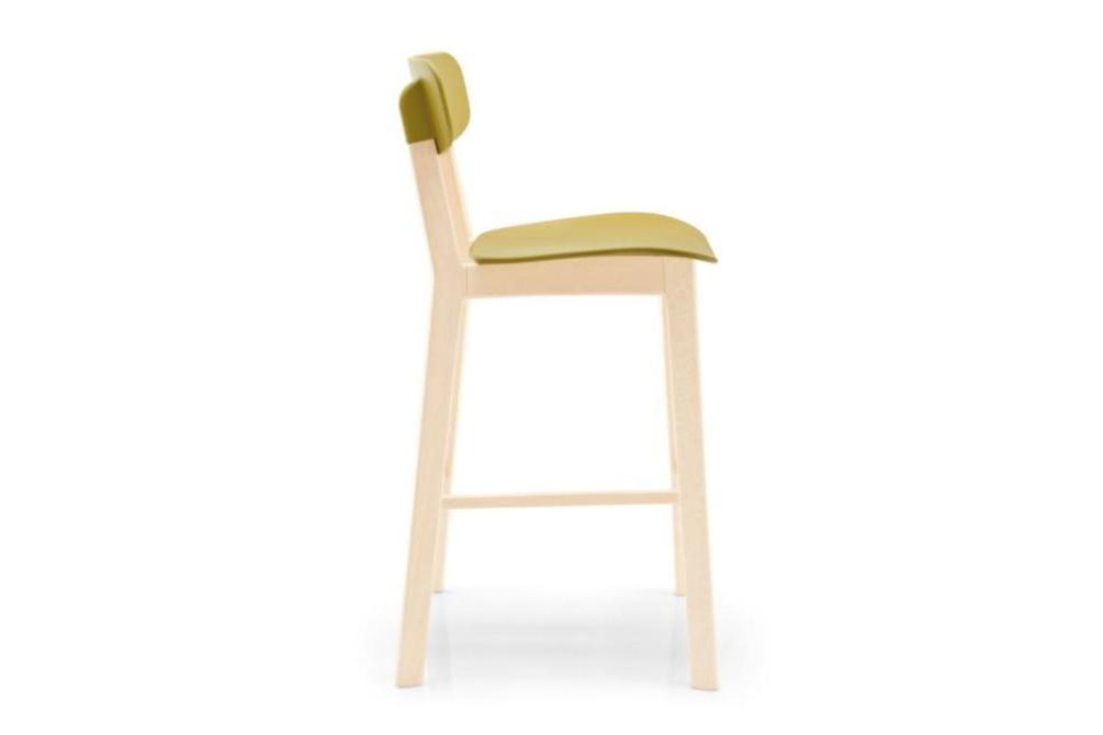 cream stool mustard side Calligaris cream stools, Sextans lamp