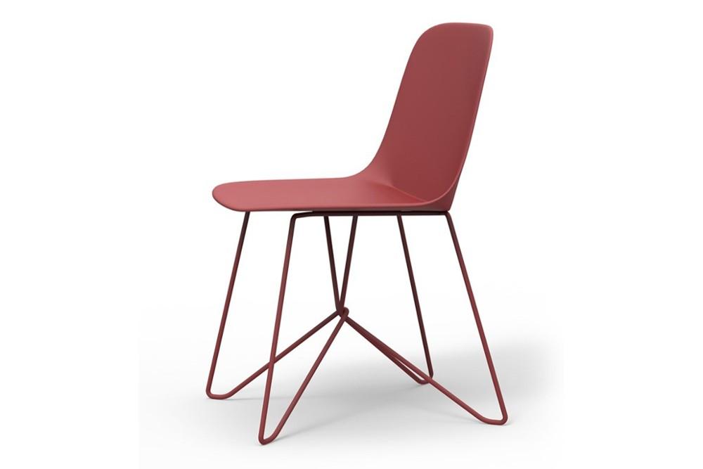Vela%20spider%20base%203.jpg Vela Dining Chair_Made by Calligaris_Made in Italy_Designed by E-ggs_Range of colours_Upholstered options available_Bioplastic_Metal base _Propylene seat Vela%20spider%20base%203.jpg
