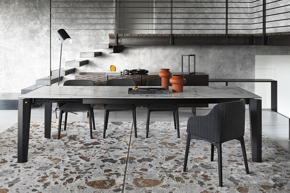 Alpha%202.jpg Alpha dining table_ By Calligaris_Made in Italy_Designed by Calligaris Studio_Extendable table_Combination of wooden legs and ceramic top_ Tapered multi-faceted legs Alpha%202.jpg
