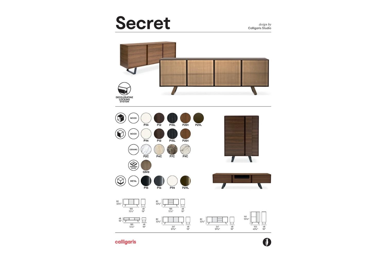 Schematic Secret 2020 page 001 Schematic Secret_2020-page-001.jpg Calligaris Schematic