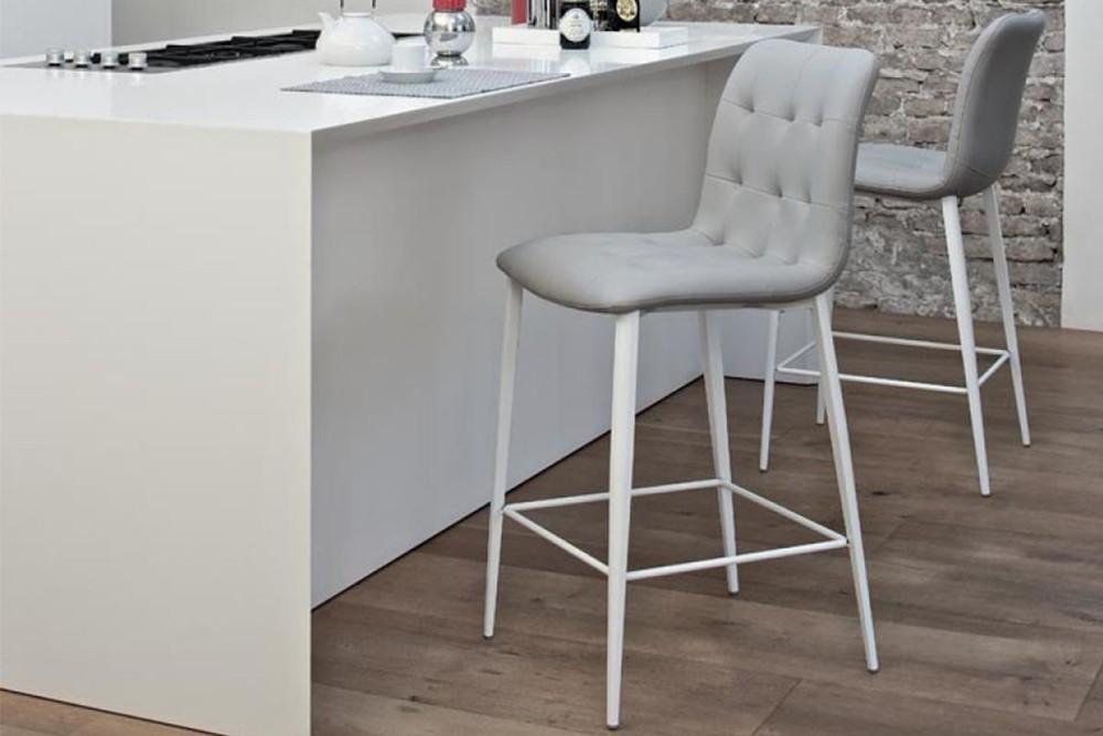 Kuga%203.jpg Kuga bar stool _ By Bontempi Casa_ Made in Italy_ Fixed wooden 4 leg base Kuga%203.jpg