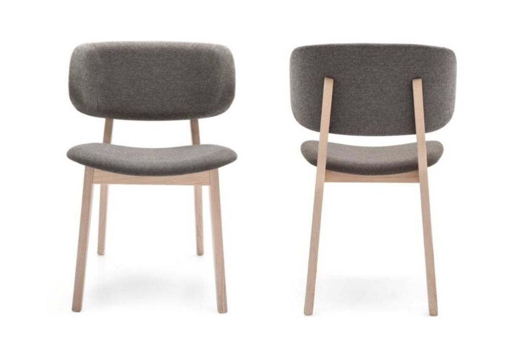 claire dining chairs front back Calligaris Claire dining chair