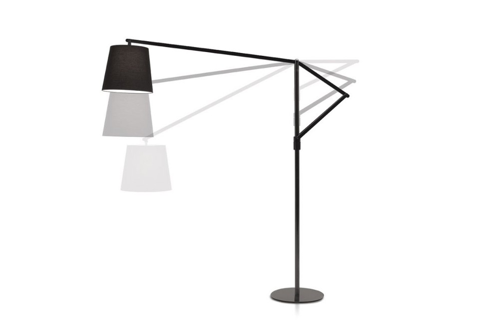 Cloe%202.jpg Cloe Floor Lamp_ By Bontempi Casa_ Made in italy_Lacquered metal frame and base_ Adjustable arm_ Fabric lampshade Cloe%202.jpg