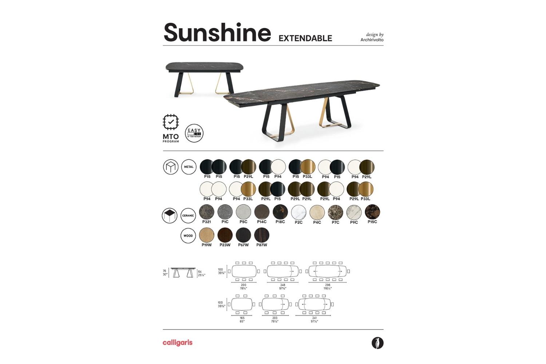 Schematic SunshineExtendable 2021 page 001 Schematic SunshineExtendable_2021-page-001.jpg Calligaris Schematic