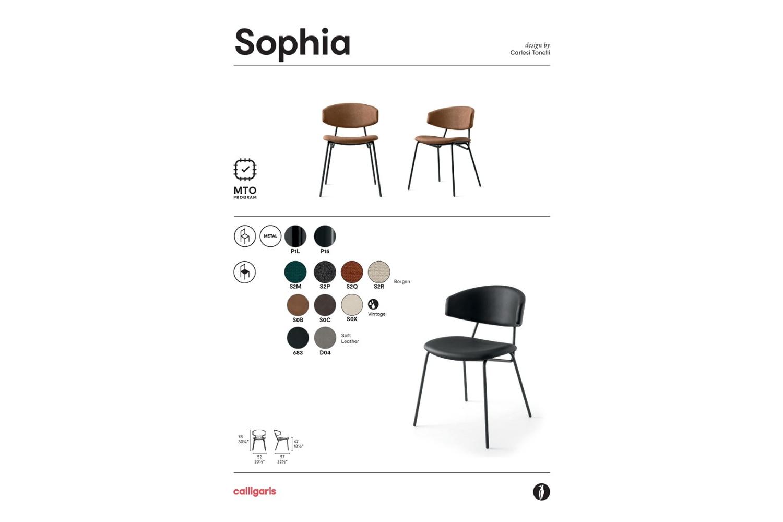 Schematic Sophia 2021 page 001 Schematic Sophia_2021-page-001.jpg Calligaris Schematic
