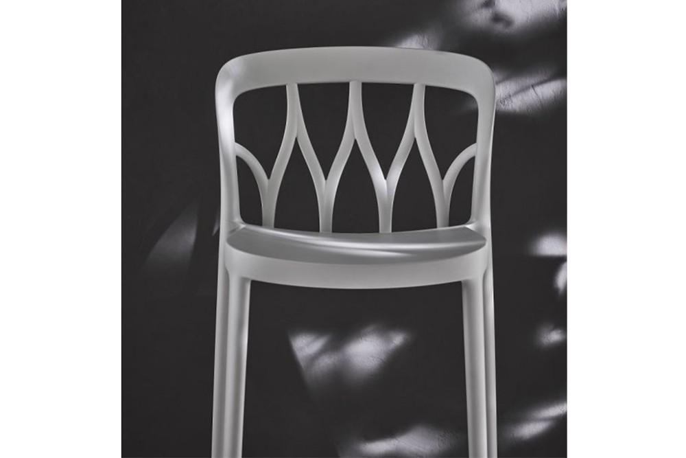 galaxy sgabello 34 62 z006.jpg Galaxy Bar stool_ By Bontempi Casa_ Italy_ High stacking barstool in polypropylene and recyclable glass fibre. galaxy sgabello 34 62 z006.jpg