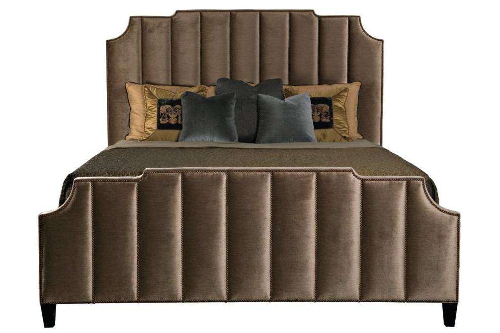 Bayonne Bed Bernhardt New Product December 2016