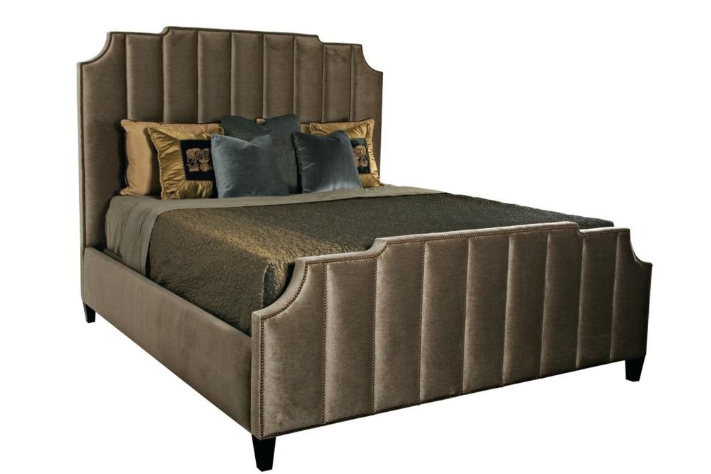 Bayonne Bed Angle Bernhardt New Product December 2016