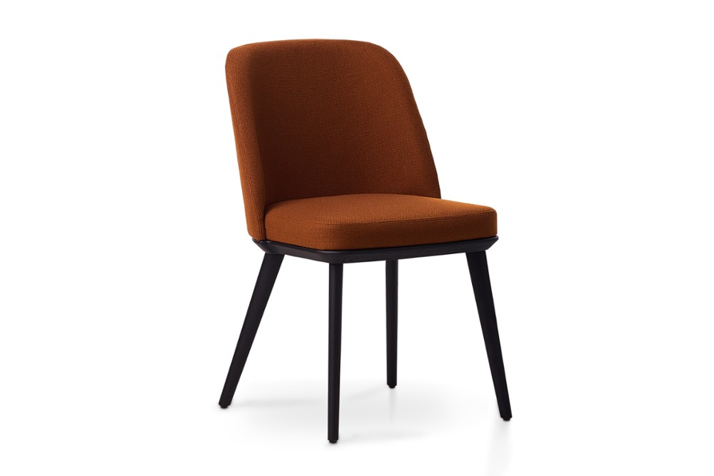 CS1888 Foyer Chair Bergan Brick Red Fabric Matt Black Wood Frame Calligaris Angle CS1888_Foyer_Chair_Bergan-Brick_Red-Fabric_Matt-Black-Wood-Frame_Calligaris_Angle.jpg