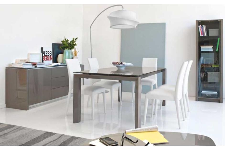 anais chair white setting Calligaris chair images