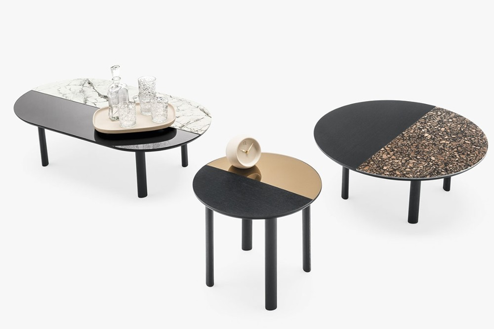Bam%20Coffee%20table%201.jpg Bam coffee table_ Made by Calligaris_ Designed by Archirivolto_Dondoli and Pocci_Geometric shaped_Inlay coffee table_Lacquered open pore ash_Two material combination top Bam%20Coffee%20table%201.jpg