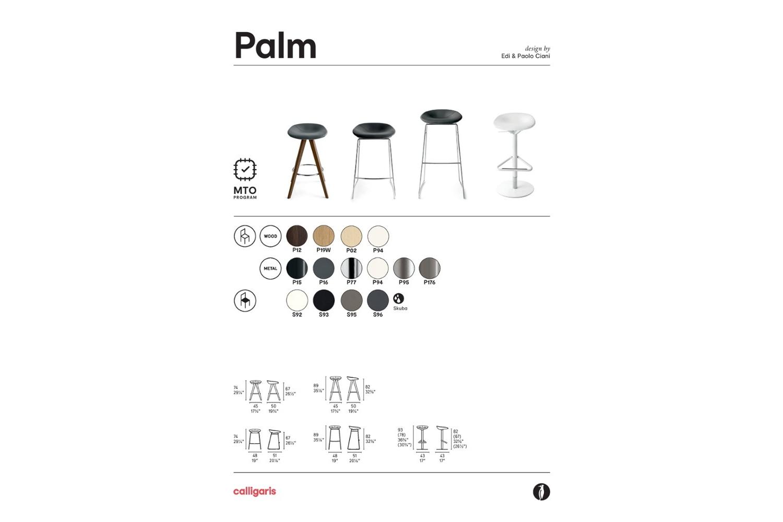 Schematic Palm 2021 page 001 Schematic Palm_2021-page-001.jpg Calligaris Schematic