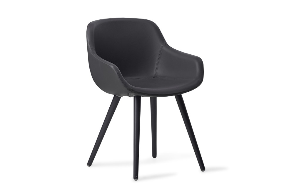 CS1841 Igloo Dining Chair Black Leather Matt Black Frame Calligaris Angle CS1841_Igloo_Dining_Chair_Black-Leather_Matt-Black-Frame_Calligaris_Angle.jpg