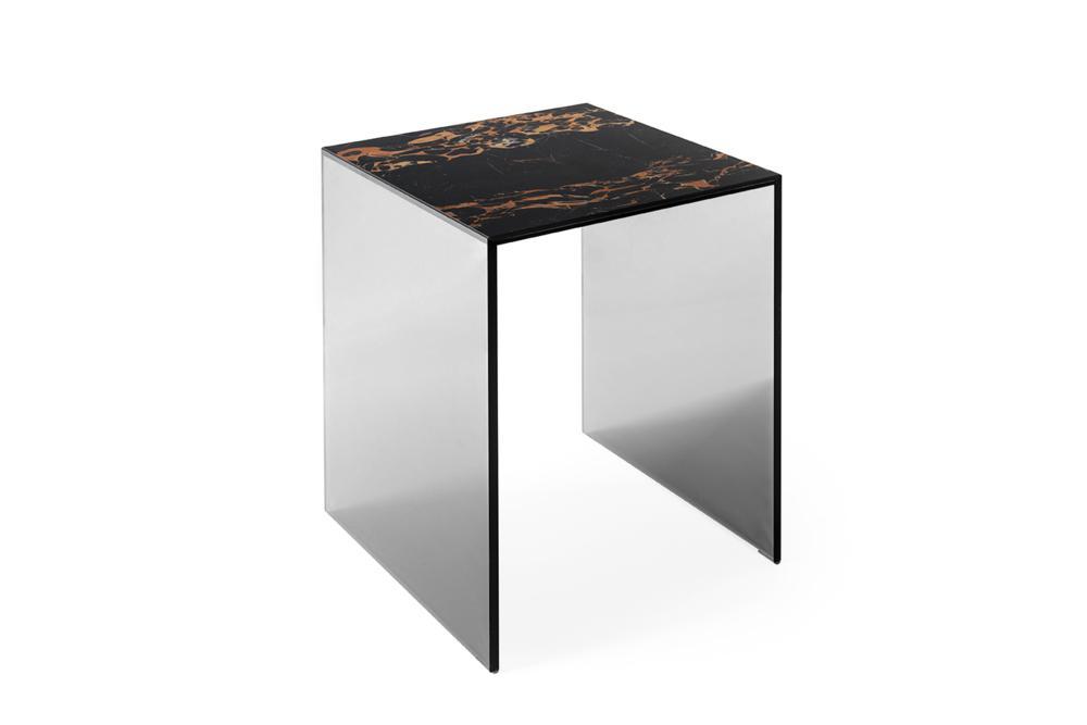 Bridge_cs5099-S_GTG_P3C%20Side%20Table.jpg Bridge Side Table - Porcelain Ceramic Grey Glass - P3C Portoro Nero Marble Ceramic - Tempered Glass Smokey Grey - Calligaris Bridge_cs5099-S_GTG_P3C%20Side%20Table.jpg Bridge Side Table - Porcelain Ceramic Grey Glass - P3C Portoro Nero Marble Ceramic - Tempered Glass Smokey Grey - Calligaris Made in Italy