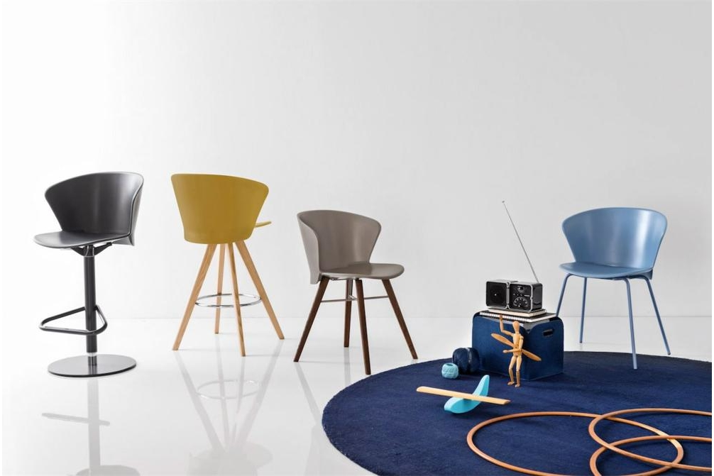 Bahia Group Chairs Stool Calligaris Stools, Bahia, Palm bahia, palm, stool