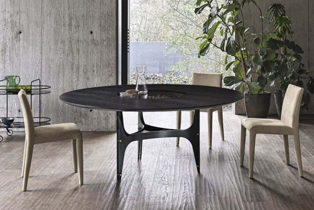 Universe%20round%20table.jpg Universe table_ Round_ Lazy susan_ H shaped base_ Bontempi casa_ made in italy Universe%20round%20table.jpg