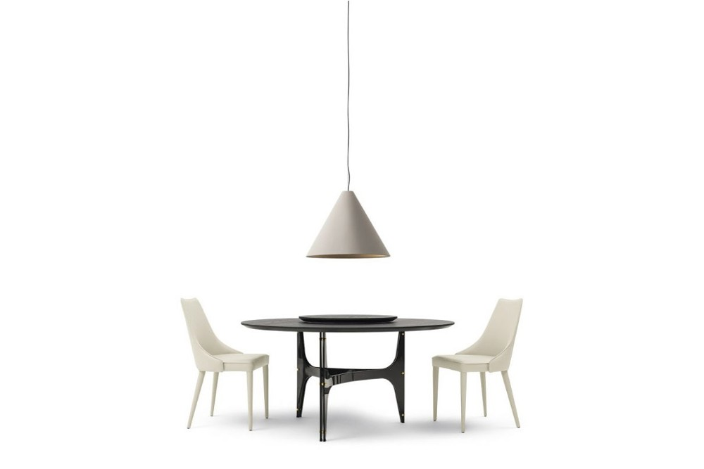 Universe%20round%205.jpg Universe Round Dining Table_ By Bontempi Casa_ Made in Italy_ H Shaped Base_ Lazy Suzan_Ceramic_Wood_Glass Universe%20round%205.jpg
