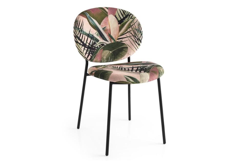 ines Upholstered fabric chair Printed Velvet Leaves green pink calligaris Busetti Garuti Redaelli 366684 rel6dd94013 Angle WEB ines_Upholstered_fabric_chair_Printed_Velvet_Leaves_green_pink_calligaris_Busetti-Garuti-Redaelli_366684-rel6dd94013_Angle_WEB.jpg