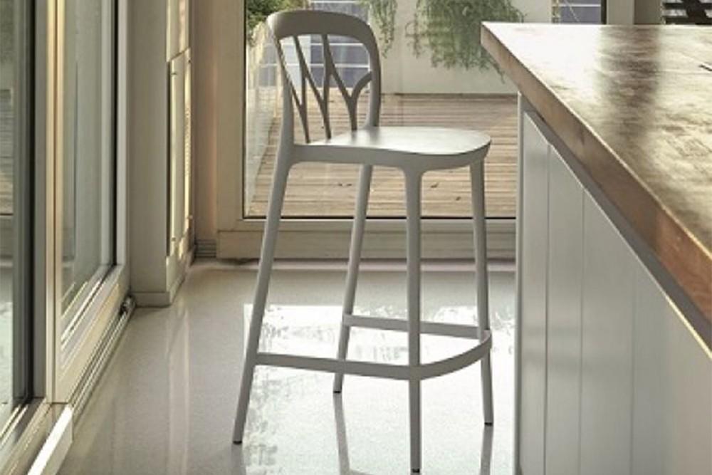 sgabello galaxy.jpg Galaxy Bar stool_ By Bontempi Casa_ Italy_ High stacking barstool in polypropylene and recyclable glass fibre. sgabello galaxy.jpg