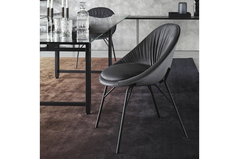 Lilly Dining Chair grey velvet with matt black metal legs Lilly Dining Chair grey velvet with matt black metal legs Lilly Dining Chair grey velvet with matt black metal legs