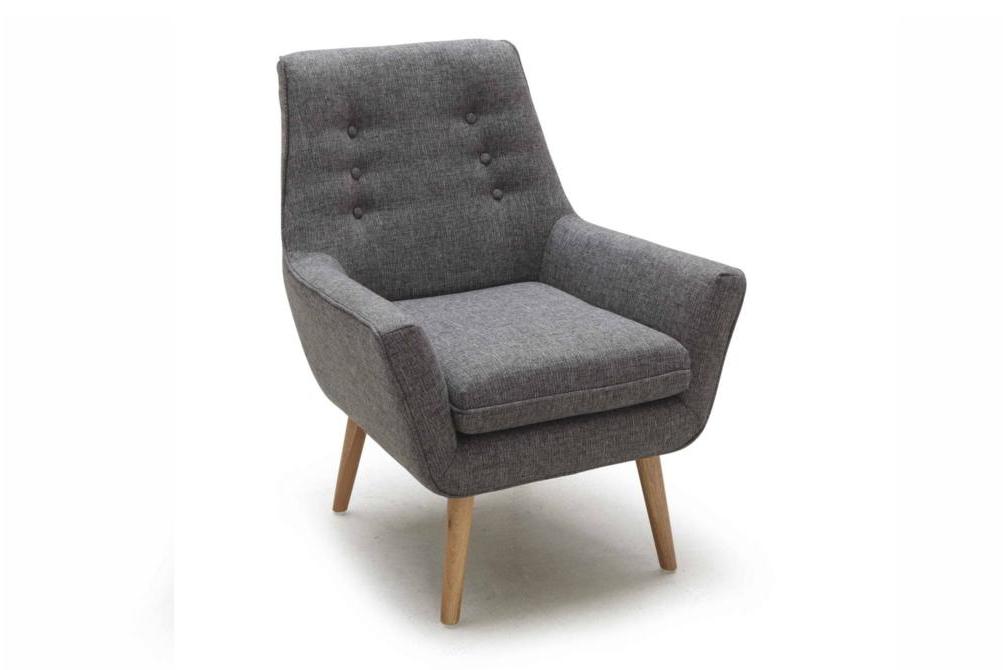 Gregor armchair front Gregor armchair