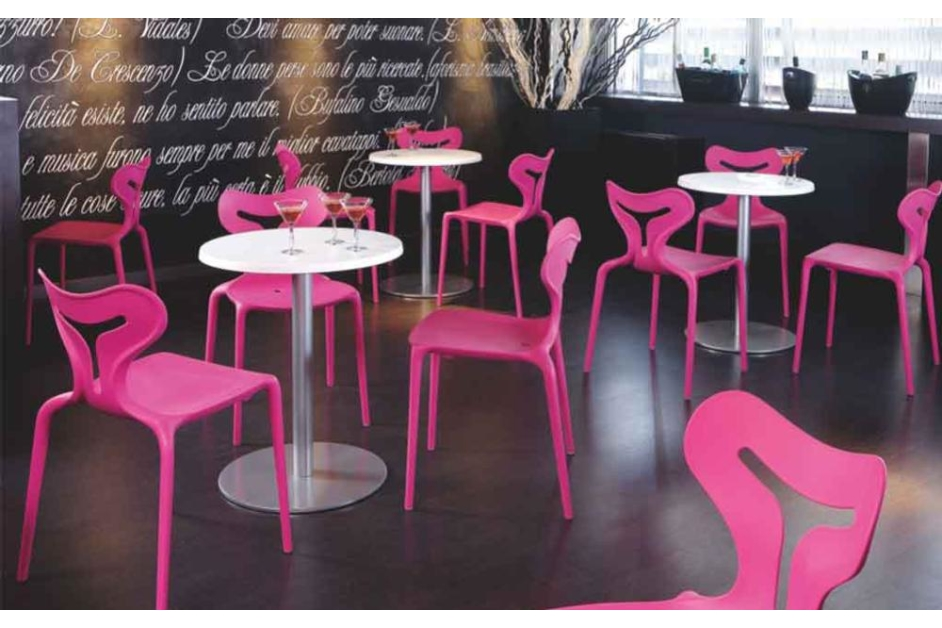 area51 chair pink calligaris-chair