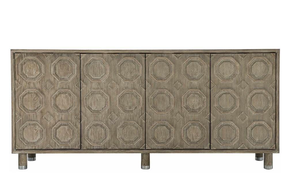 Alhambra 3 Alhambra 3.jpg By Bernhardt%5FSolid Oak%5FFour Door%5FAlluminium Legs%5FAdjustable removable shelf%5F
