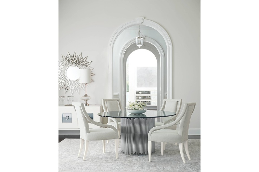 Calista%20mirror%203.jpg Calista Metal Mirror_By Bernhardt_Stainless steel mirrored glass round frame Calista%20mirror%203.jpg
