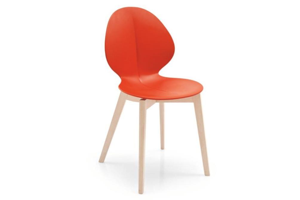 basil red beech Basil chairs