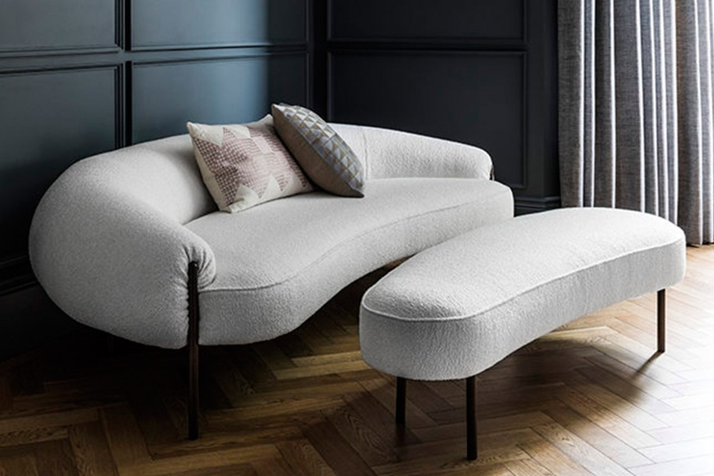 Isola%204.jpg Isola Sofa_ By Amura_ Created in collaboration between Amura, Lucy Kurrein and Heal's_Rounded Sofa_voluptuous, sculptural form_organic_luxury memory foam_metal legs in gun metal black Isola%204.jpg