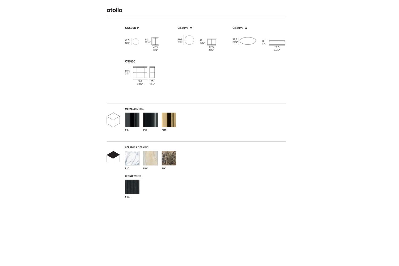 ATOLLO SCHEMATIC CALLIGARIS ATOLLO SCHEMATIC CALLIGARIS .png calligaris CONSOLE schematic