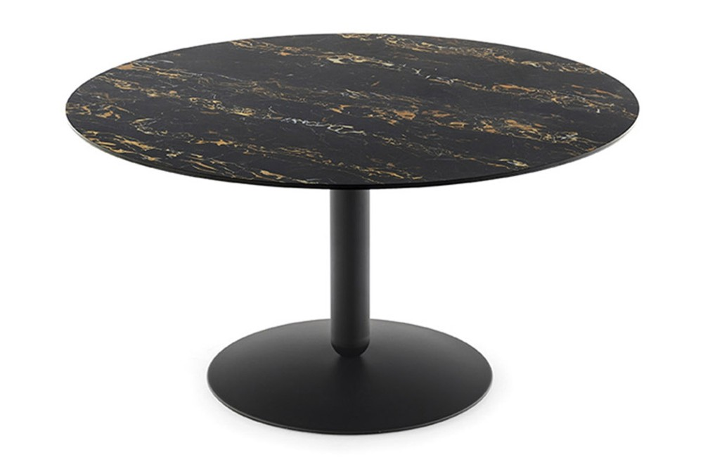 Balance%20table%203.jpg Balance Dining Table_Designed by Pioe Tito Toso_Round_Made in Italy_ By calligaris_Central Cylindrical Column Base_Metal Base_Pedestal base Balance%20table%203.jpg