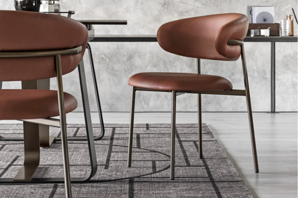 OLEANDRO CHAIR CALLIGARIS BRONZE FRONT OLEANDRO-CHAIR CALLIGARIS BRONZE FRONT.jpg OLEANDRO CALLIGARIS dining chair