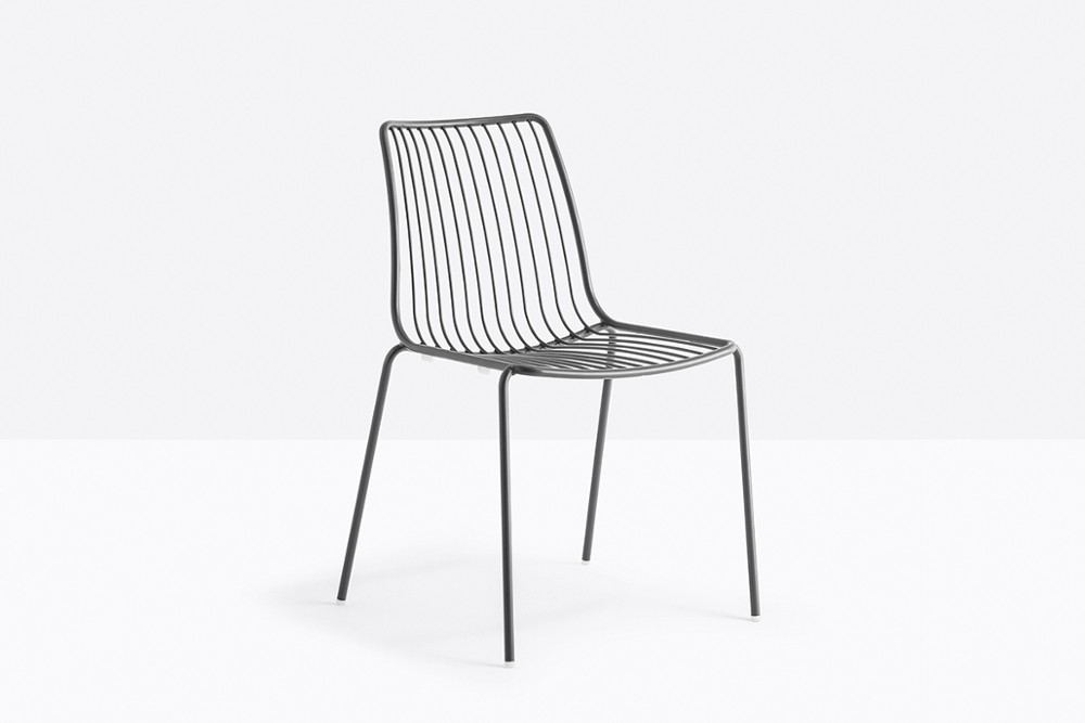 Nolita 3651 02 zoom.jpg Nolita chair_Pedrali_ Italy_CMP Design_Metal garden chairs_high backrest, steel tube frame powder coated for outdoor use. Nolita 3651 02 zoom.jpg