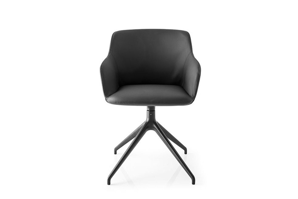 Elle%20swivelling%20Armchair.jpg Elle chair_By Calligaris_Made in Italy_Designed by E-ggs_Leather or Fabric upholstery_Different leg options_ Ergonomic_Comfortable_Armchair Elle%20swivelling%20Armchair.jpg