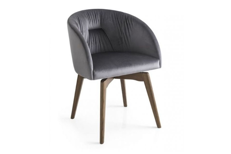 connubia by calligaris sedia girevole rosie soft cb 1923 connubia-by-calligaris-sedia-girevole-rosie-soft-cb-1923.jpg Rosie soft wood dining chair
