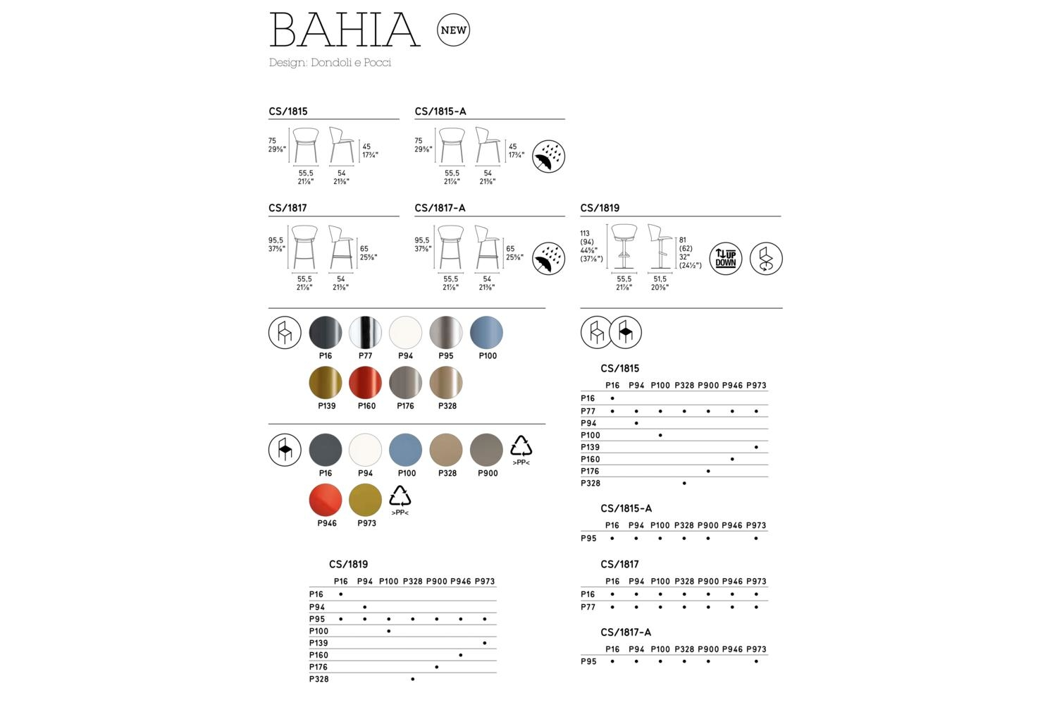 Bahia-Metal-Options---Schematic---Calligaris.jpg Bahia Chairs Stools - Metal Frame versions - Schematics - Calligaris Bahia-Metal-Options---Schematic---Calligaris.jpg
