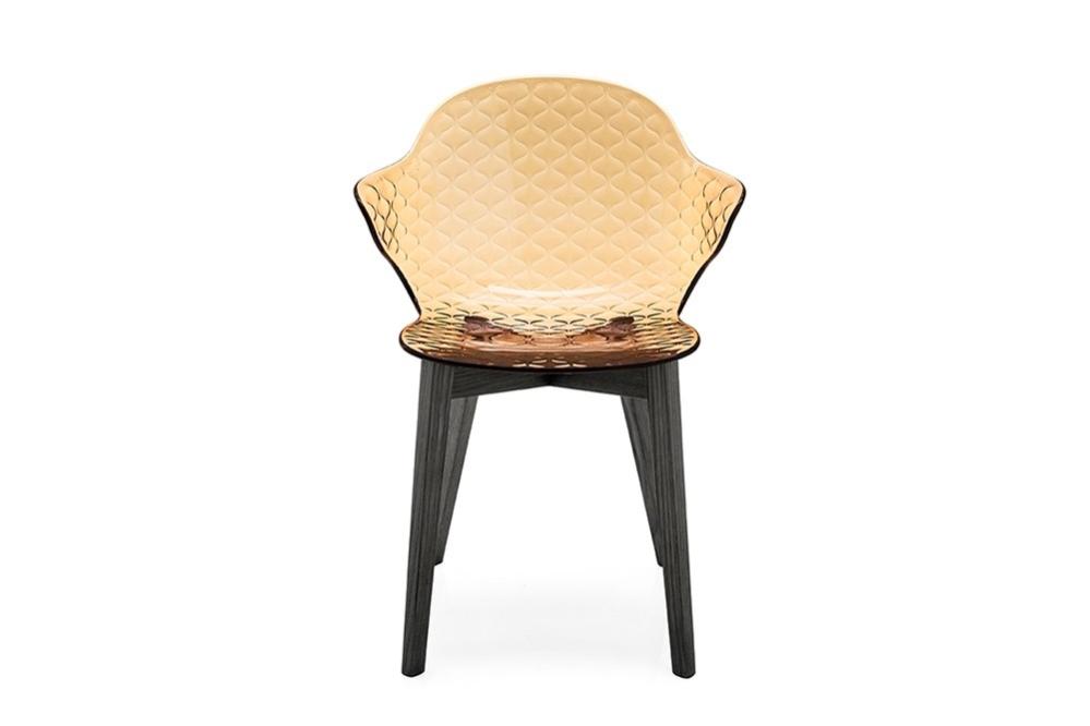 SaintTropezW cs1855 Matt Black Finish Transparent Amber front Calligaris Chairs WEB SaintTropezW_cs1855_Matt_Black_Finish_Transparent_Amber_front_Calligaris_Chairs_WEB.jpg Calligaris