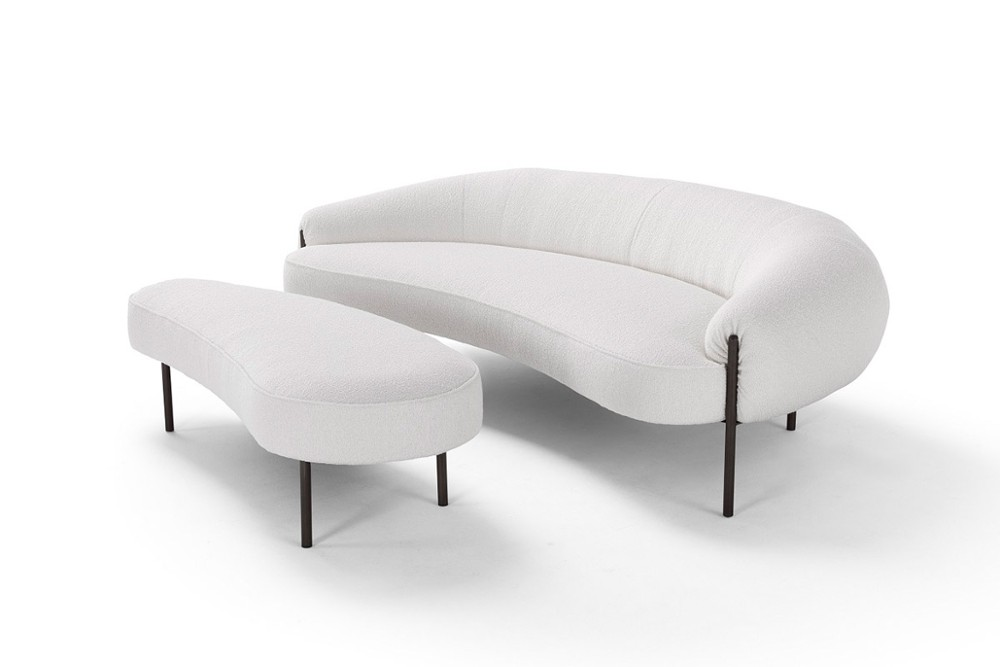 Isola%205.jpg Isola Sofa_ By Amura_ Created in collaboration between Amura, Lucy Kurrein and Heal's_Rounded Sofa_voluptuous, sculptural form_organic_luxury memory foam_metal legs in gun metal black Isola%205.jpg