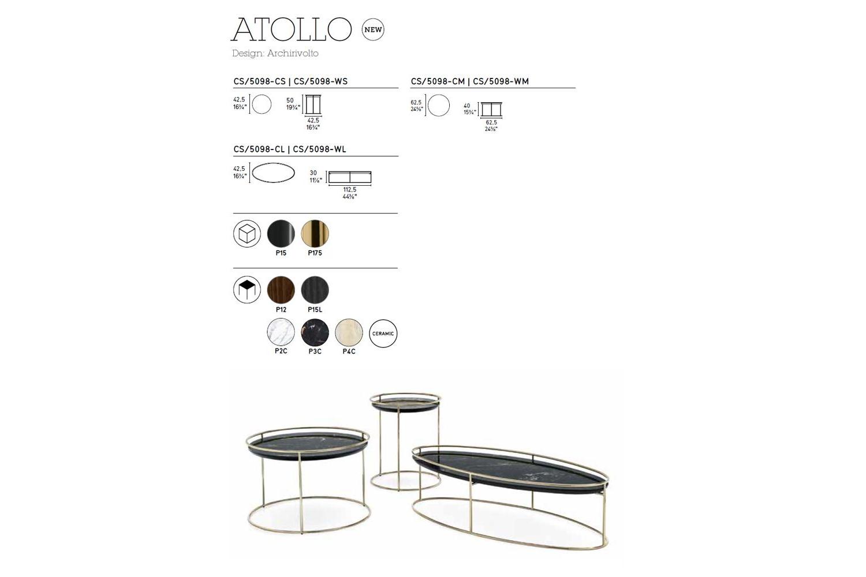Atollo Tables Calligaris cs5098 Schematics Calligaris Schematic Diagrams Schematics