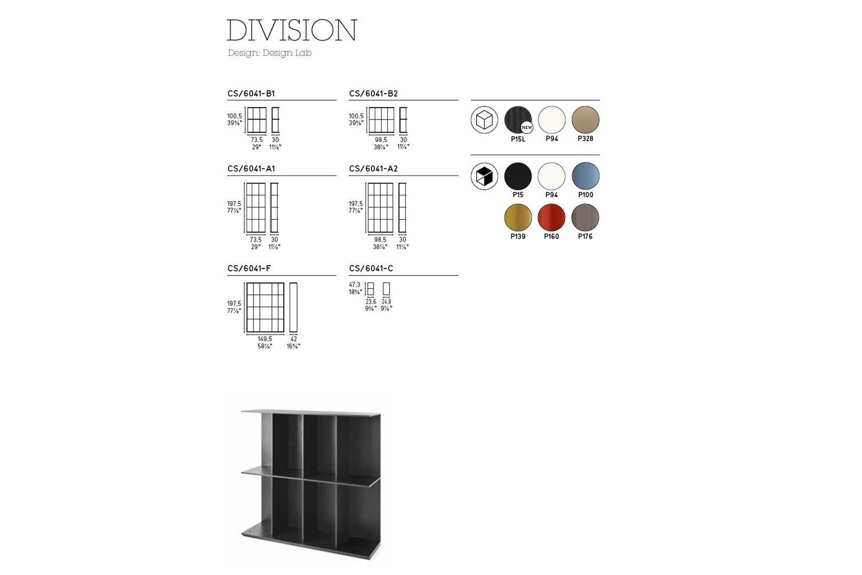 Division Shelf Units Calligaris cs6041 Schematics Calligaris Schematic Diagrams Schematics