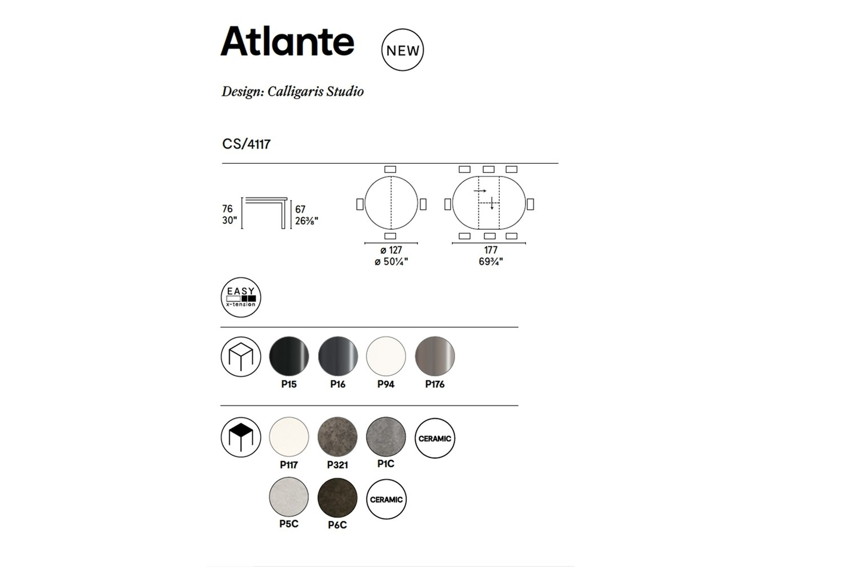 ATLANTE TABLE Calligaris Schematics 2018 ATLANTE_TABLE_Calligaris Schematics_2018.jpg