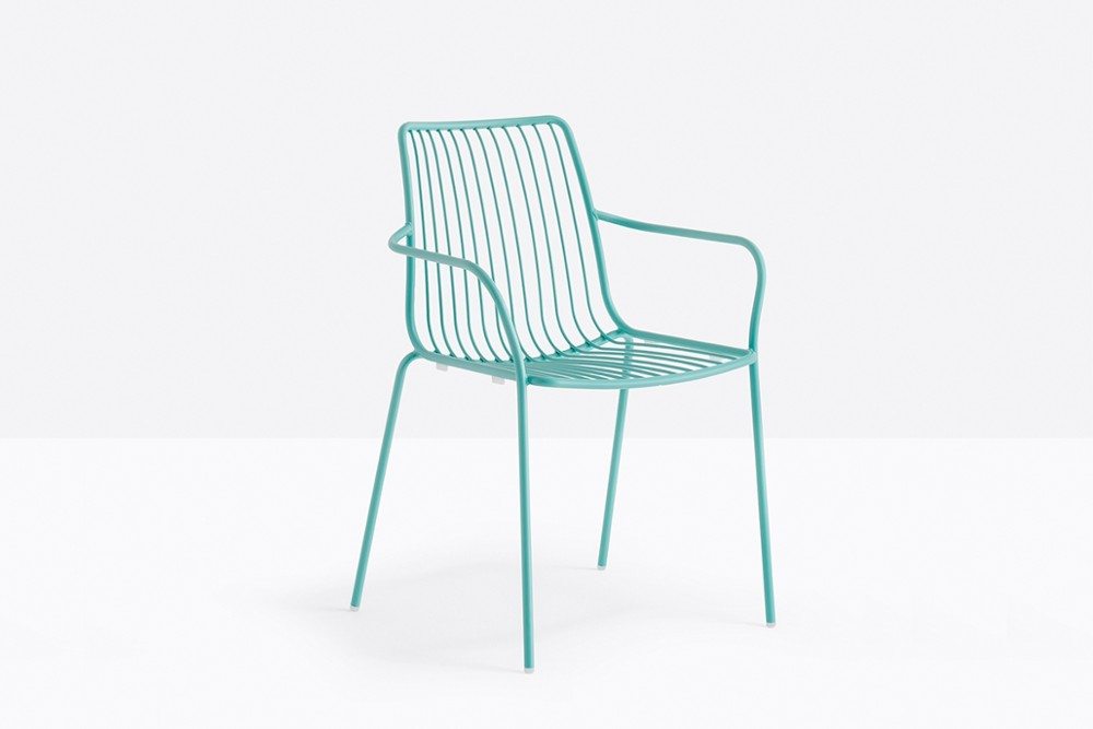 Nolita 3656 01 zoom.jpg Nolita carver chair_ DESIGN:CMP DESIGN_outdoor seatings_ metal garden chairs_Armchair with high backrest_completely made of steel and designed specifically for outdoor use. Stackable. A seat cushion is also available. Nolita 3656 01 zoom.jpg